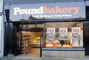 Jobs have been saved at Poundbakery stores in Yorkshire in a rescue deal after its parent company went into administration. Eleven stores in the North West and North Wales will close.