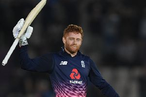 PICKED: Yorkshire and England's Jonny Bairstow. Mike Hewitt/Getty Images