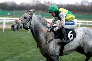 Lake View Lad, the mount of Henry Brooke, will line up in the Rowland Meyrick Chase at Wetherby on Boxing Day.