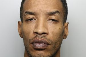 Dealer Louis Dhers was jailed for seven-a-half years after he left a gun and ammunition on the back seat of a taxi.