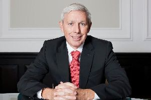 Stephen O'Hara is the CEO of OptiBiotix, which owns ProBiotix Health.