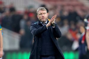 Hull City manager Grant McCann. Picture: Richard Sellers/PA
