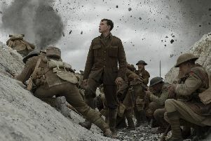 George MacKay as Lance Corporal William Schofield in 1917.  (Picture credit: PA Photo/Universal Pictures/DreamWorks/Francois Duhamel).
