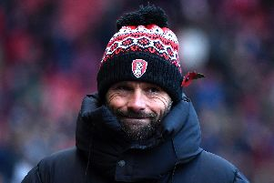 Rotherham United manager Paul Warne. Picture: Getty Images