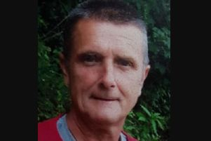 Police are concerned for the welfare of Garry Ayres, 59, who was last seen in Halifax (Photo: WYP)