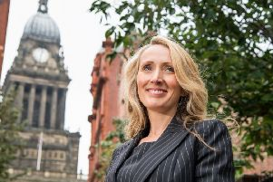 Eleanor Temple, chairwoman of R3 in Yorkshire