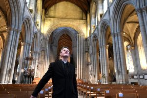 The Very Reverend John Dobson, Dean of Ripon Cathedral. Image: Gary Longbottom.