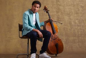 Sheku Kanneh-Mason, who performs in Harrogate next month, has come a long way since his big break in 2016. (Credit: PA/Jake Turney).