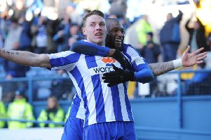 Crystal Palace striker Connor Wickham is a Sheffield Wednesday target, having scored nine goals for the Owls in two previous loan spells back in 2013 and 2014.