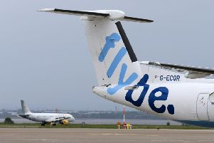 Flybe has saved from the brink of financial collapse.