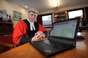 The former Recorder of Leeds and retired High Court Judge Peter Collier QC