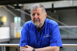 Professor Sir Keith Ridgway