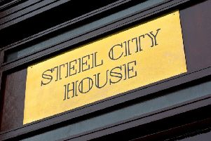 Steel City House in Sheffield
