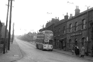 Trolleybuses used to be a regular feature on the region's roads.