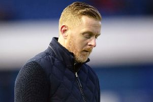 Garry Monk: Sheffield Wednesday manager doesn't know where to look after heavy defeat. (Picture: Steve Ellis)
