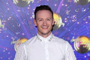 Kevin Clifton has opened up about still having anxiety before performing on Strictly Come Dancing. Credit: Ian West/PA Wire