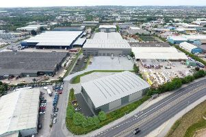 Yorkshire-based Caddick Construction has been appointed to deliver the latest industrial building at Cross Green Industrial Estate in Leeds on behalf of Towngate.