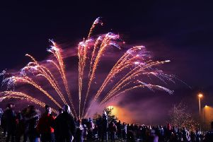 A review of the use of fireworks has been launched by Bradford council. Pic: Marie Caley
