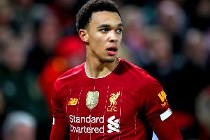 Liverpool's Trent Alexander-Arnold is a captaincy candidate (Picture: PA)