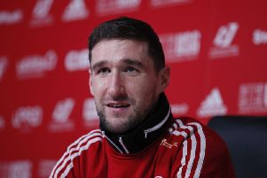 Chris Basham, pictured ahead of Sheffield United's home game with Manchester City. PICTURE: SPORTIMAGE.