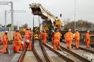 Network Rail is being held to account for its part in train delays across the North.