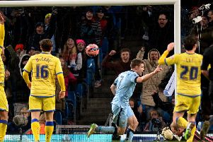 James Milner scored twice for Manchester City when they last faced Sheffield Wednesday in the FA Cup