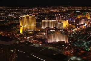 Synectics supplies surveillance in a number of Las Vegas casinos