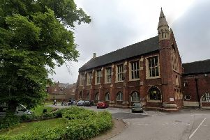 Hall Cross Academy in Doncaster (Photo: Google).