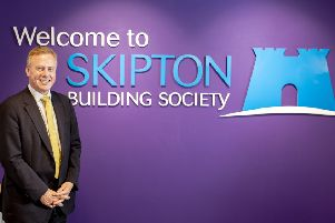 David Cutter, chief executive of Skipton Building Society.