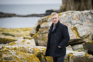 Has Wallander given Kenneth Branagh a taste for the whodunit?