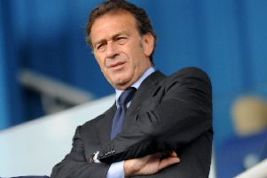 Massimo Cellino. Picture: Jonathan Gawthorpe