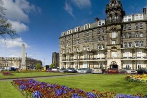Harrogate is one of the most profitable places for property hunters.