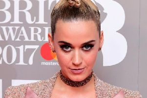 Katy Perry is heading for Hull this summer.