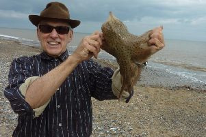 Sea fishing: Trying out a new rod for spring