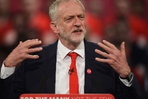 jeremy Corbyn's leadership continues to polarise opinion in the Labour party.