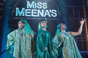 Miss Meena and the Masala Queens