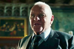 Anthony Hopkins makes a guest a appearance in the new Transformers' film.
