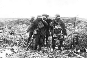 The Battle of Passchendaele came to symbolise the mud and squalor of the First World War. (PA).