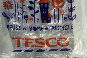 Tesco is to stop selling single-use carrier bags.