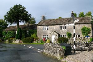 The village of Conistone