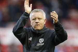 Manager of the week: Chris Wilder has guided Sheffield United to the top of the Championship