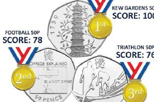 Have you got one of these 50p coins somewhere? They could be worth more than you might think.