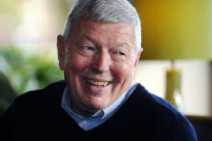 Former Hull West and Hessle MP Alan Johnson is forging a new literary career. (Picture: Jonathan Gawthorpe).