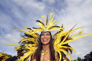 West Indian Carnival, Chapeltown Leeds..Nisha Pankhania..28th August 2017 ..Picture by Simon Hulme