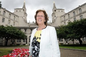Coun Judith Blake,  leader of Leeds City Council.