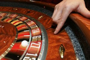 The Government is considering a range of measures to tackle gambling addiction. Photo: PA