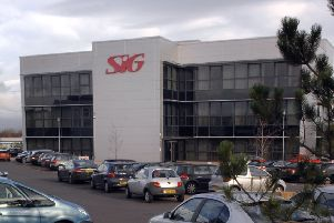 SIG office, Europa View, Tinsley, Sheffield.