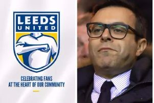 The new design for the Leeds United badge was binned by owner Andrea Radrizzani after fans criticised it.