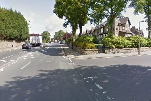 The junction of Street Lane and Park View Crescent. Picture: Google.