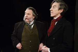 Northern Broadside's new production of Hard Times. Picture by Nobby Clarke.